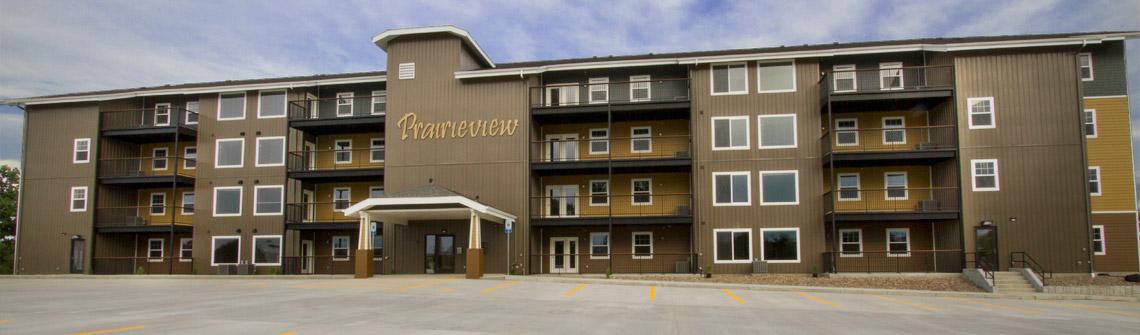 Prairieview Apartments in Miles City Montana