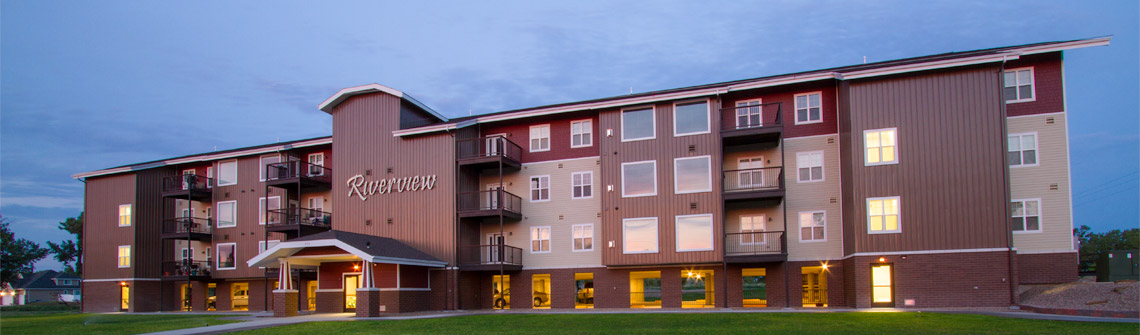 Riverview Apartments in Miles City Montana