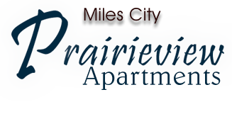 Prairieview Apartments in Miles City, Montana